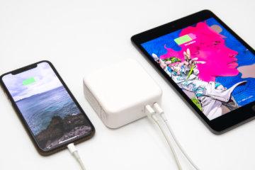 【レビュー】USB PD対応でコンセントでも充電できるモバイルバッテリー「RAVPower RP-PB122」