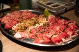 千駄木「肉と日本酒」で真っ昼間から #超でこ肉会 やってきた