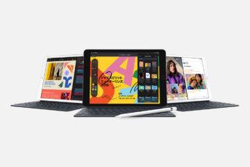 Apple、4万円で買える10.2インチディスプレイの第7世代iPadを発表