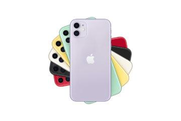 Apple、デュアルカメラのiPhone 11を発表。9/20発売で74,800円から。