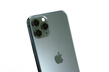 iPhone 11 Pro ミッドナイトグリーン 開封・外観レビュー