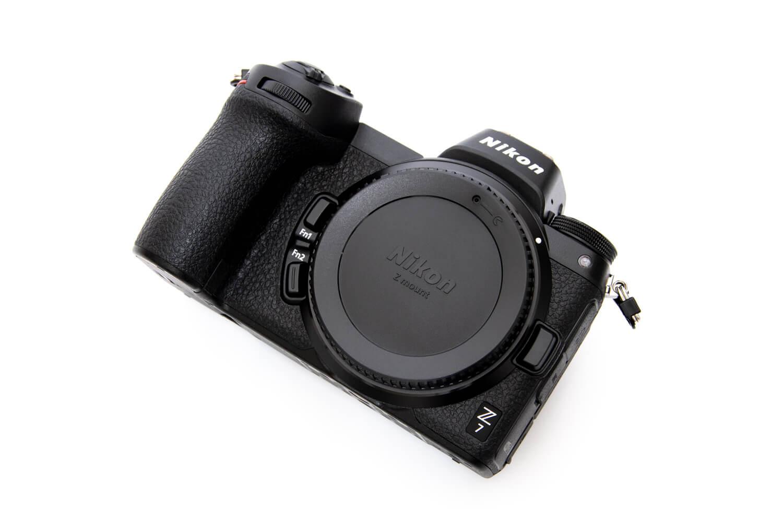 Nikon Z 7 をコンデジ的に使いたい