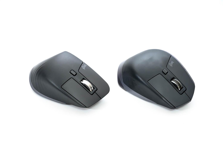MX Master 3とMX Master 2Sを比較