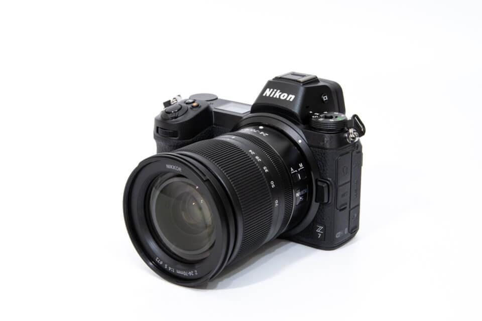 Nikon Z 7 開封&外観レビュー
