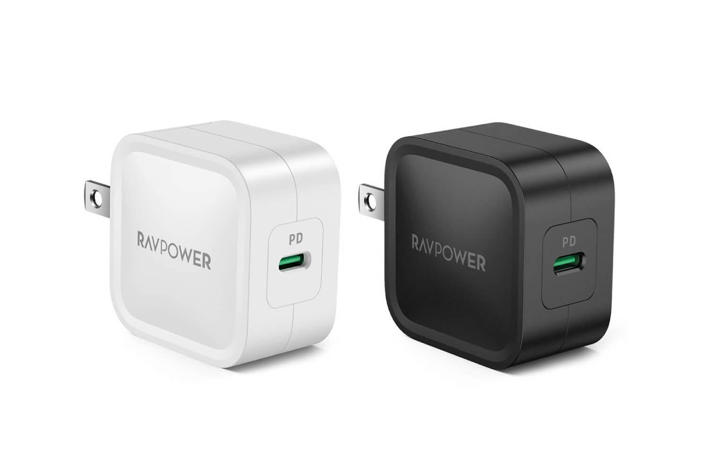 RAVPower、30W USB PDに対応したGaN(窒化ガリウム)採用のUSB-C急速充電器を発売