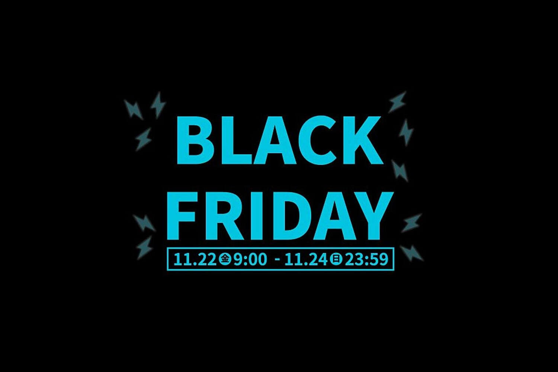 Anker製品がAmazon Black Fridayセールで最大39%オフ!