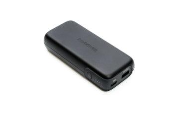 RAVPower 29W モバイルバッテリー レビュー