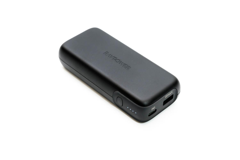 10,000mAhで29W USB PDに対応したモバイルバッテリー RAVPower RP-PB186 レビュー