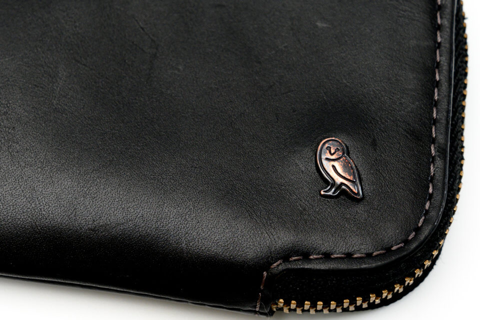 Bellroy(ベルロイ) Card Pocketのフクロウマーク
