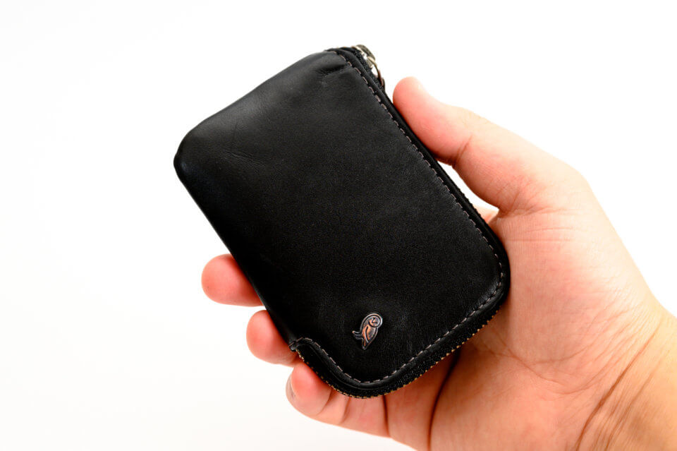 Bellroy(ベルロイ) Card Pocketのサイズ感
