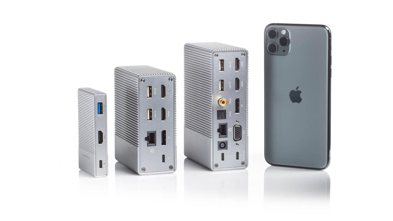100W USB PD、4K60Hz出力対応のUSB-Cハブ「HyperDrive Gen2」がKickstarterでプロジェクトを開始