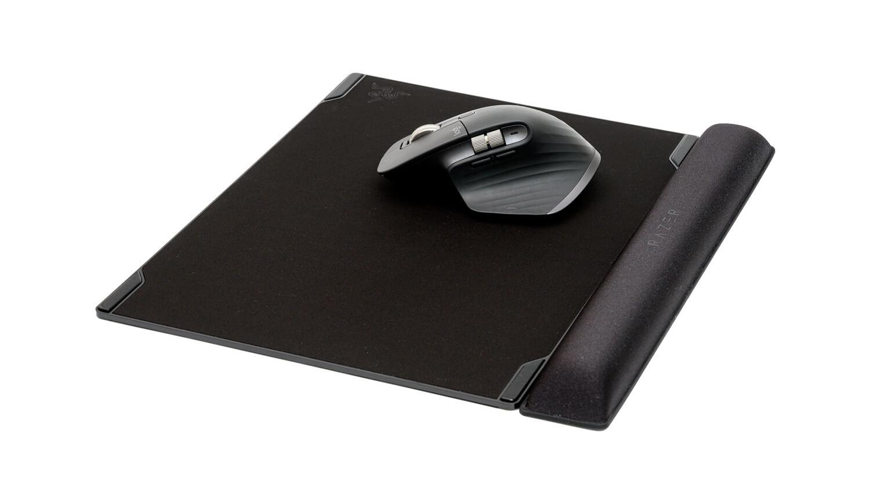 【レビュー】リストレスト付きのマウスパッド「Razer Vespula V2」が手首に優しくていい感じ