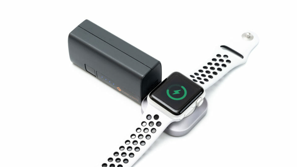 USB-C直挿しで持ち運びにも便利なSatechiのApple Watch充電ドックをレビュー