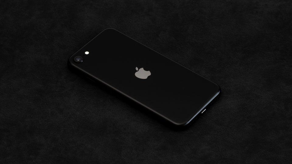 iPhone SE (2020) ブラック 開封・外観レビュー
