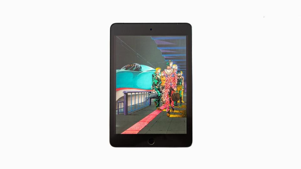 iPad mini(第5世代)用にミヤビックスの保護フィルム「OverLay Plus 9H」を購入した