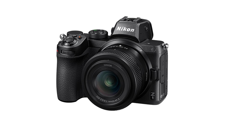 Nikon Z 5発表!SDカードダブルスロットでレンズキット20万円弱のフルサイズ機、気になるけど
