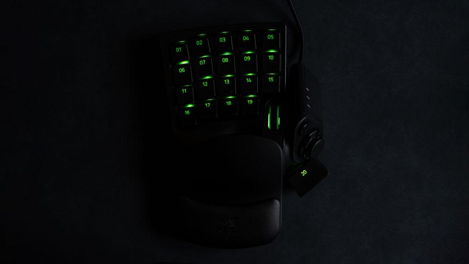 Razer Tartarus Pro レビュー。ゲームだけじゃなくクリエイティブな作業も捗る左手デバイス