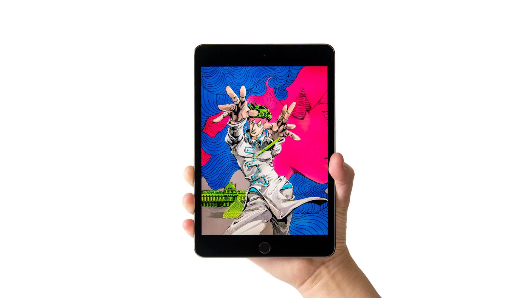 iPad mini 5は強力ではない