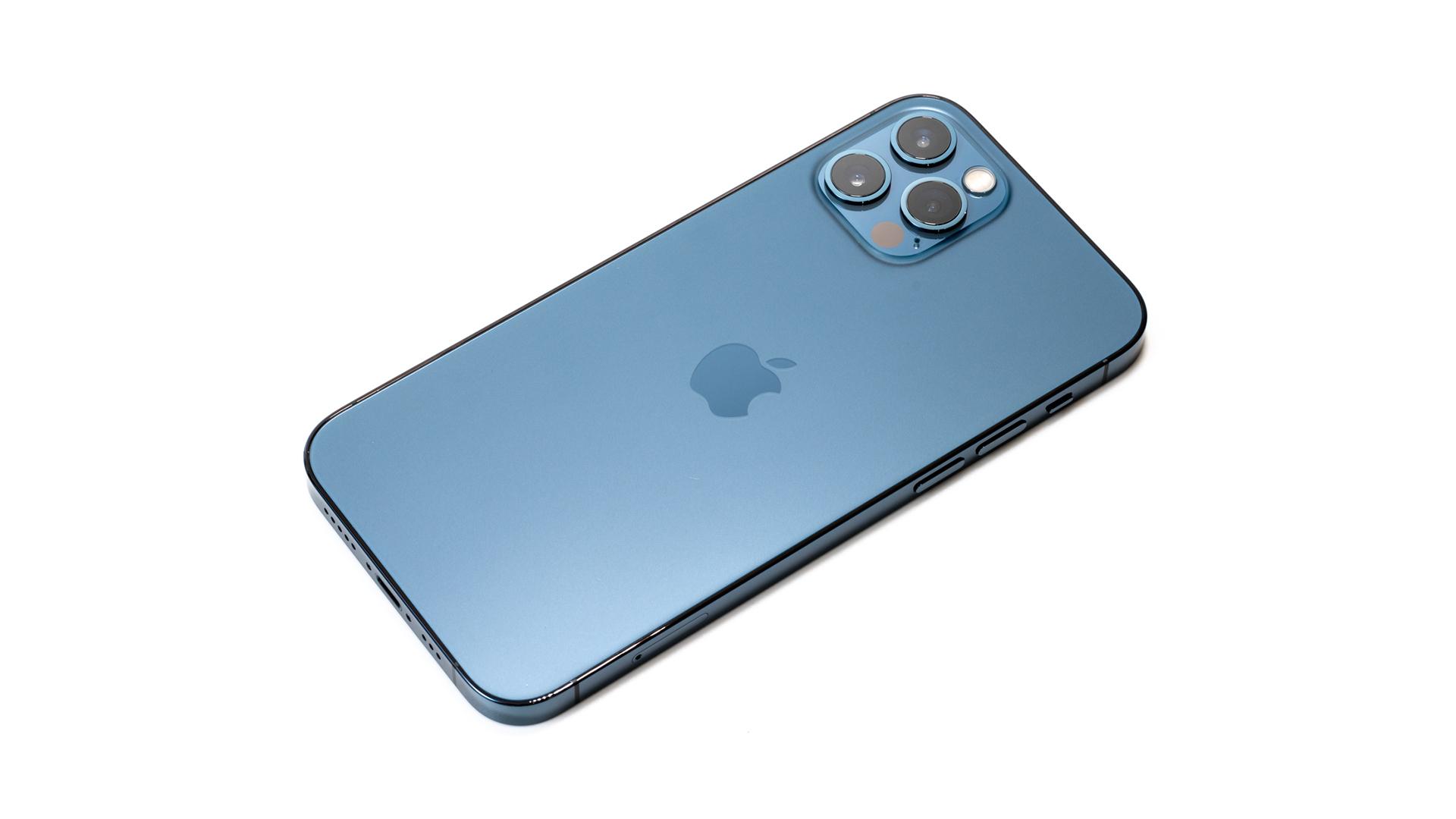 iPhone 12 Pro パシフィックブルー 開封&外観レビュー