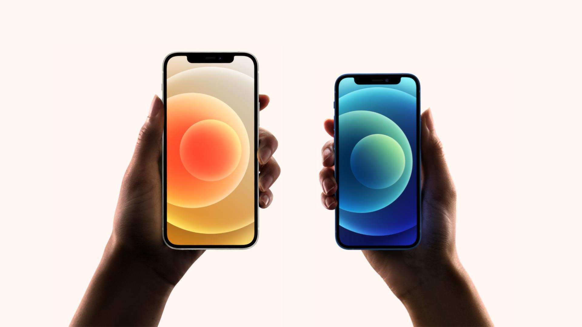 Apple、iPhone 12とiPhone 12 miniを発表!miniはSE 2より小型だけど大画面、価格は74,800円から
