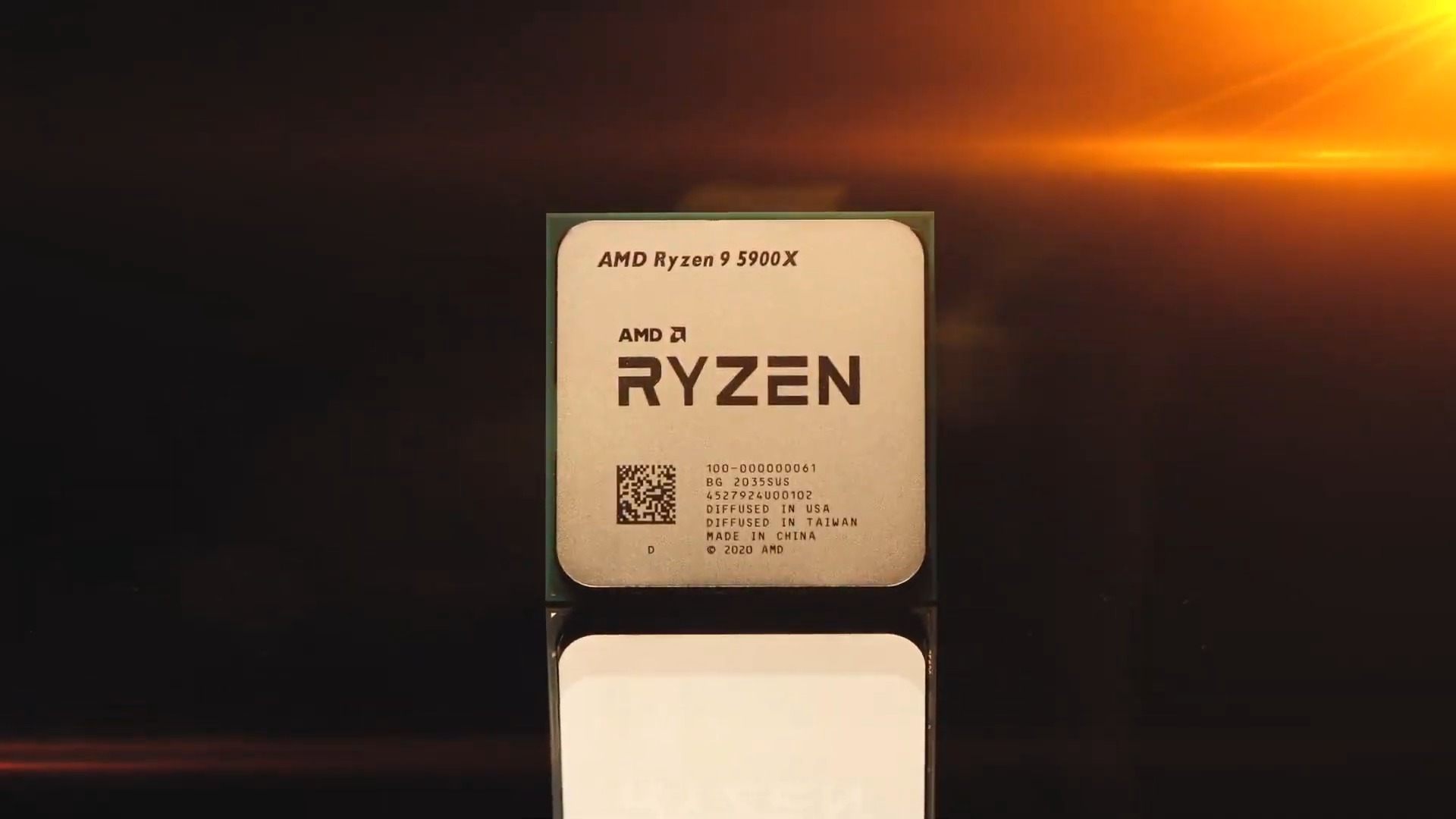 AMD、Zen 3採用のCPU「Ryzen 5000」シリーズを発表