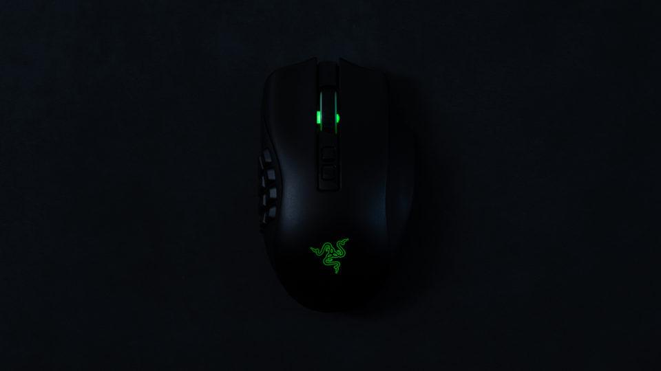 Razer Naga Proレビュー。サイドボタンを交換できてマルチに使えるゲーミングマウス