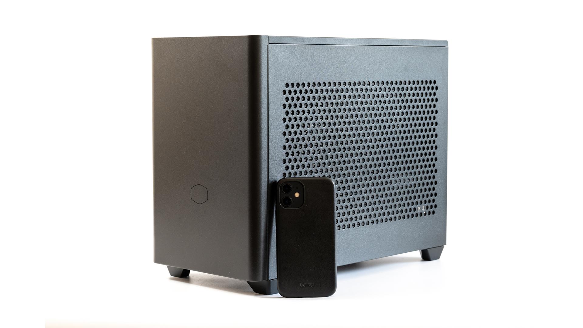 Cooler Master NR200PにRyzen 9 5950XとRTX 3060 Tiをぶち込んだコンパクトなゲーミングPCを組んだ