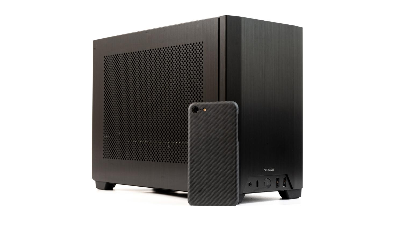 2020年のベストバイガジェットはRyzen 9 3900X+Ncase M1で組んだコンパクト&パワフルな自作PC