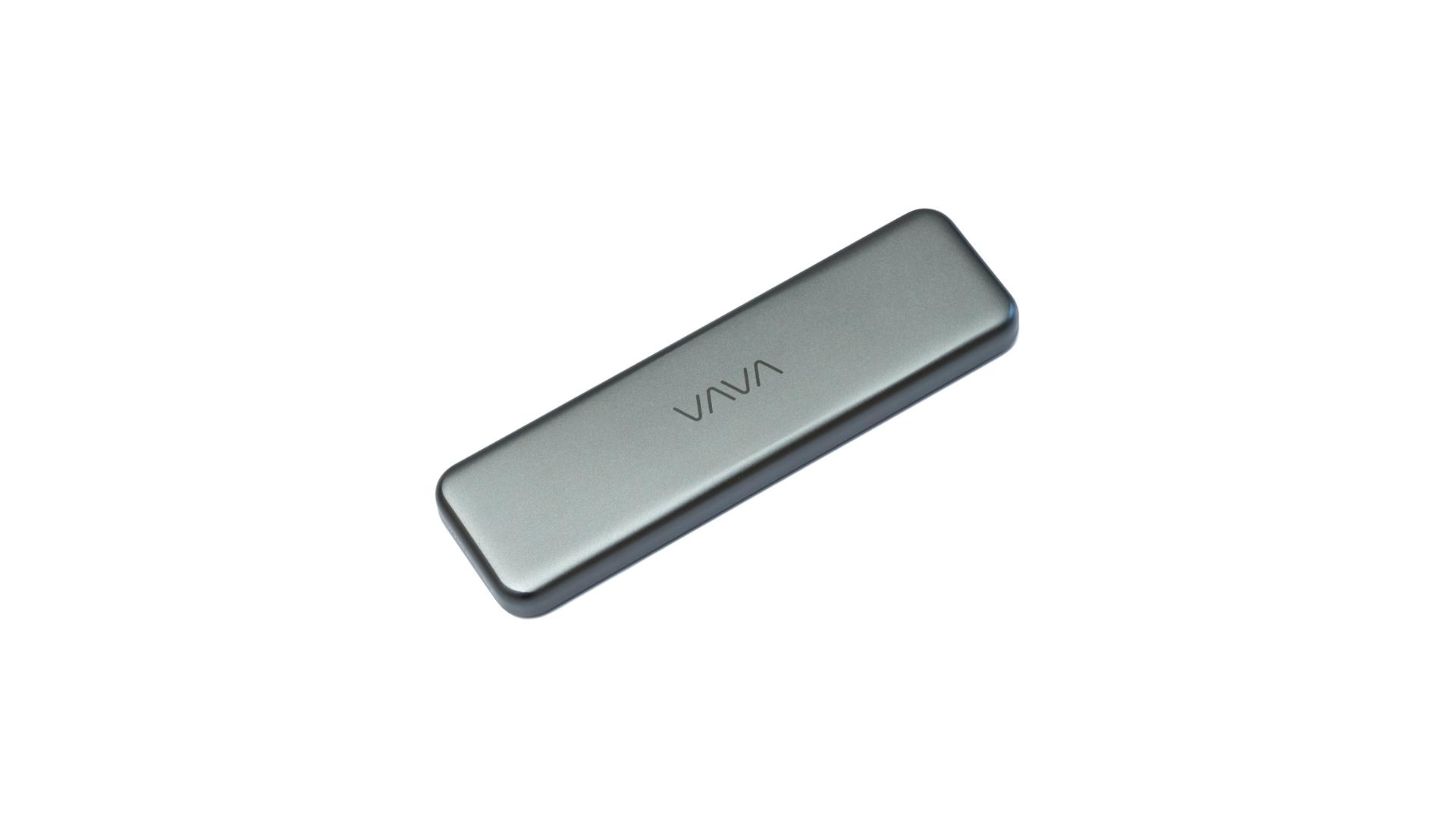 コンパクト&軽量なVAVAのポータブルSSD「VA-UM003」をレビュー