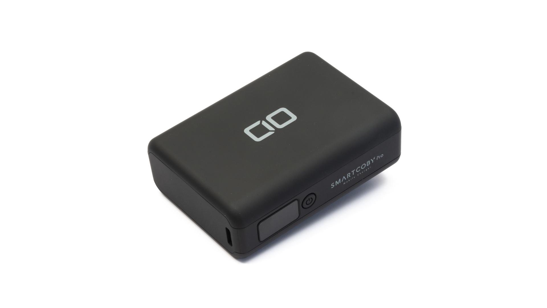 CIO SMARTCOBY Pro 30Wレビュー。容量10,000mAhで30Wの高出力が可能なモバイルバッテリー