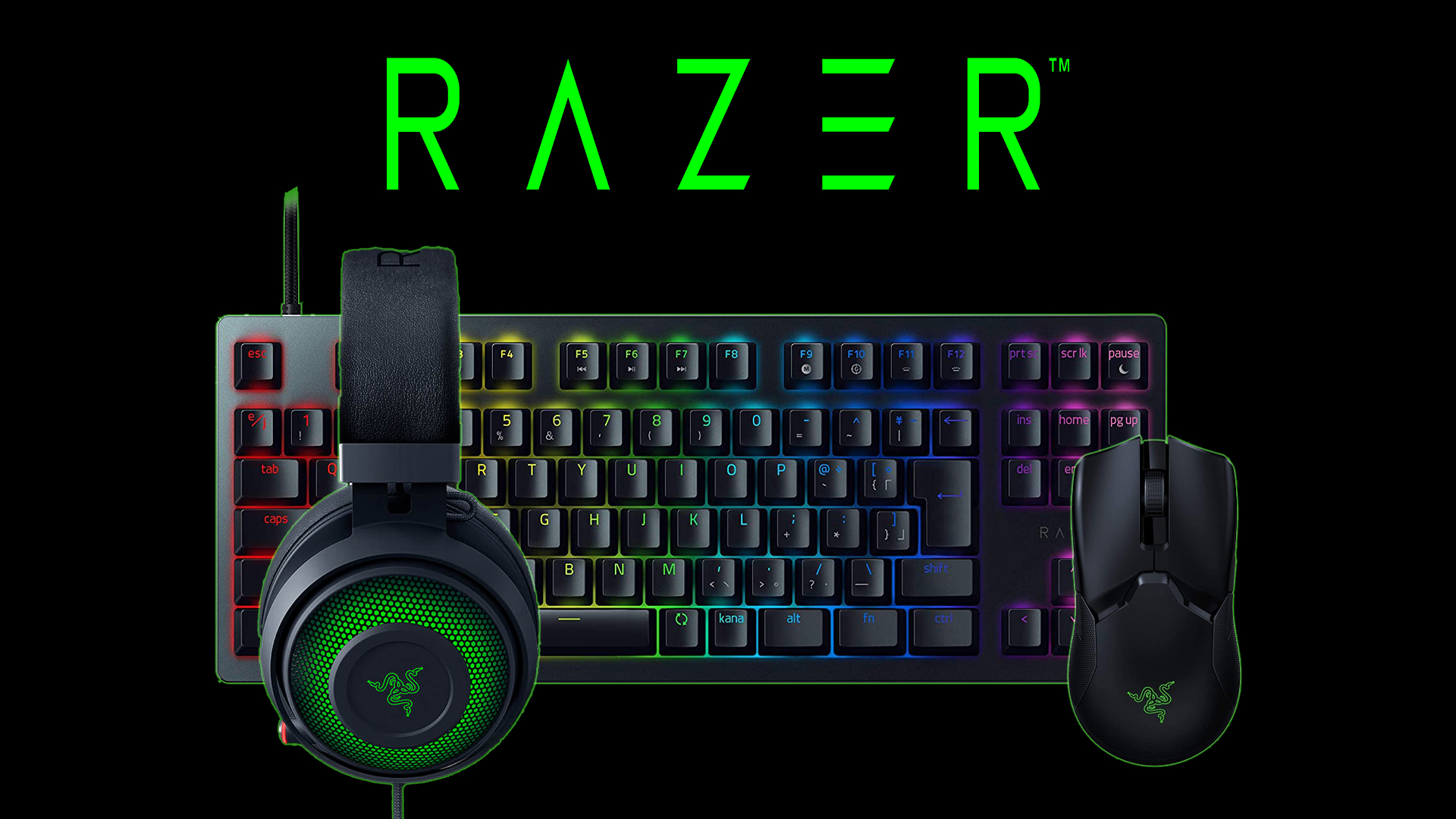 Amazonプライムデーで「Viper Ultimate」「Huntsman TE」「Kraken Ultimate」などRazerデバイスがセール価格で販売中!