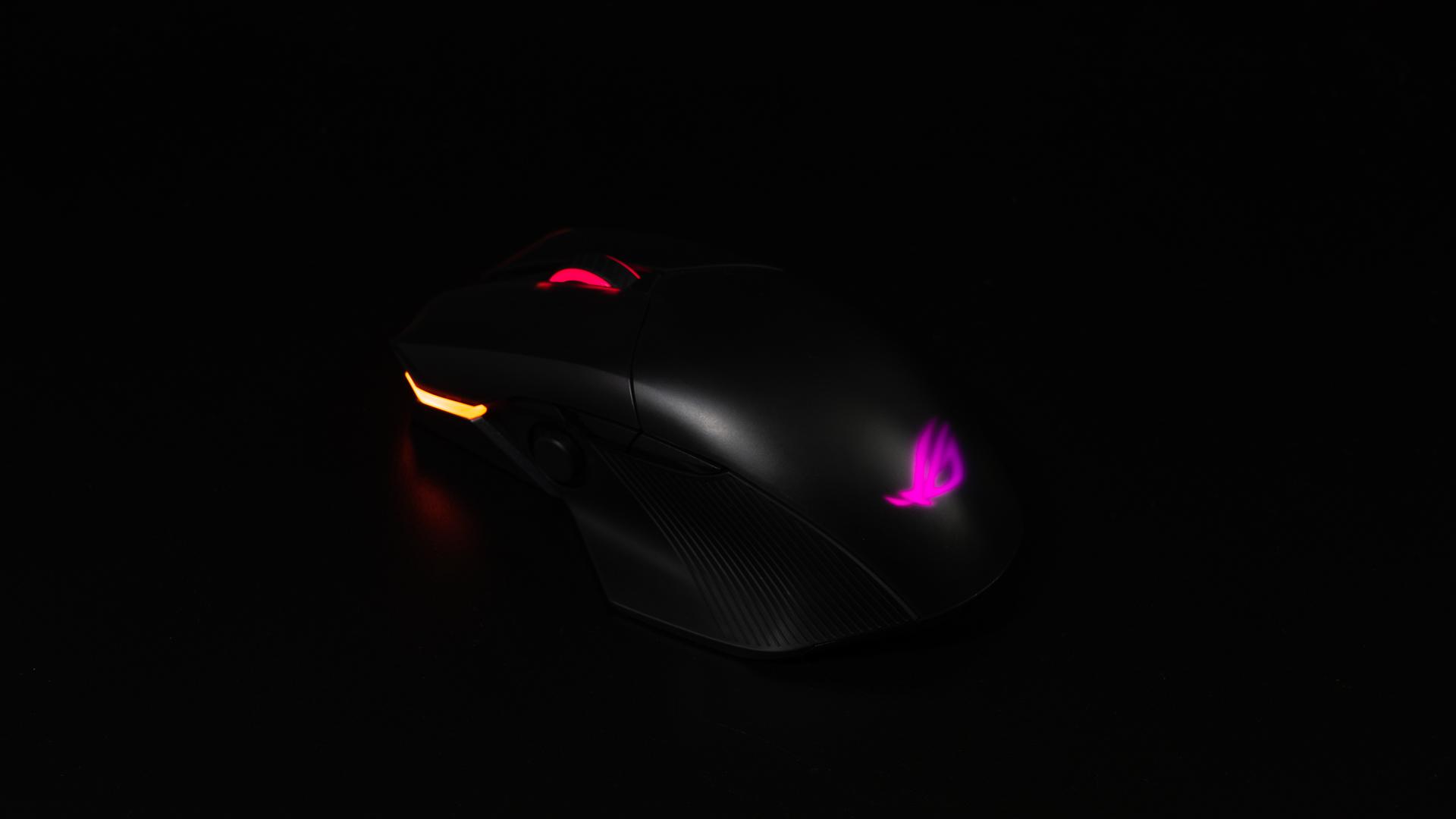 ASUS ROG Chakram レビュー。ジョイスティック搭載、スイッチ交換可能な面白いゲーミングマウス