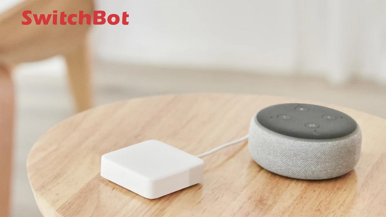 Amazonタイムセール祭りでSwitchBotハブミニやSwitchBotボットなどが20%オフのセール価格で販売中