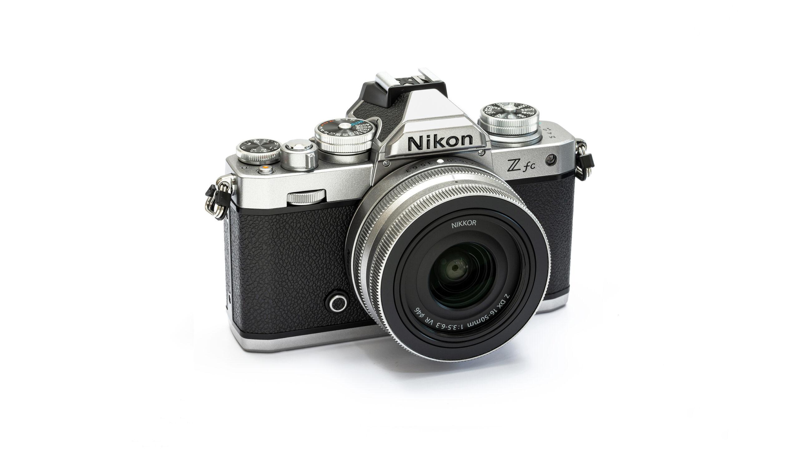 Nikon Z fc 開封&外観レビュー