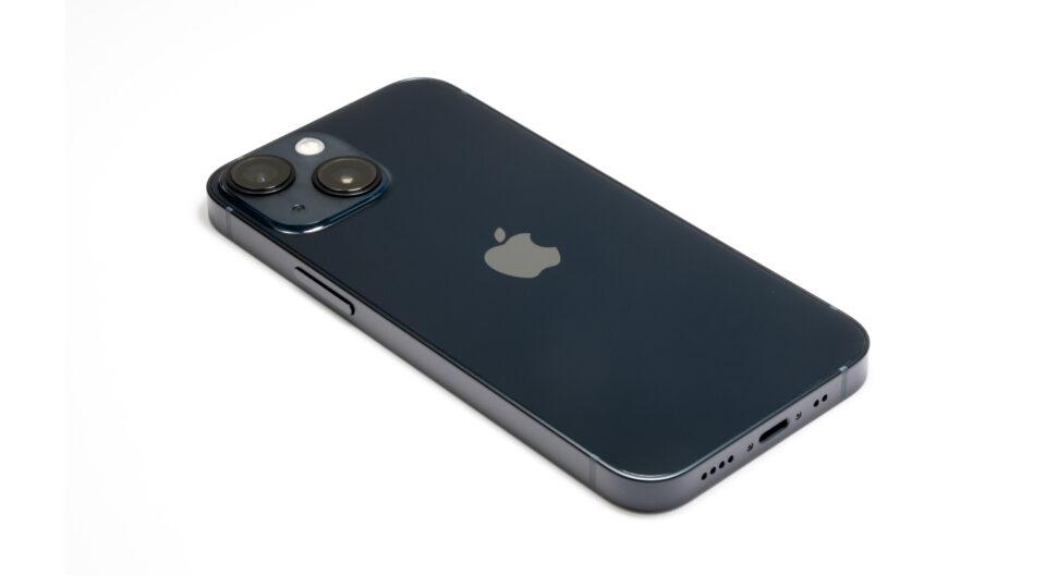 iPhone 13 mini ミッドナイト 開封&外観レビュー