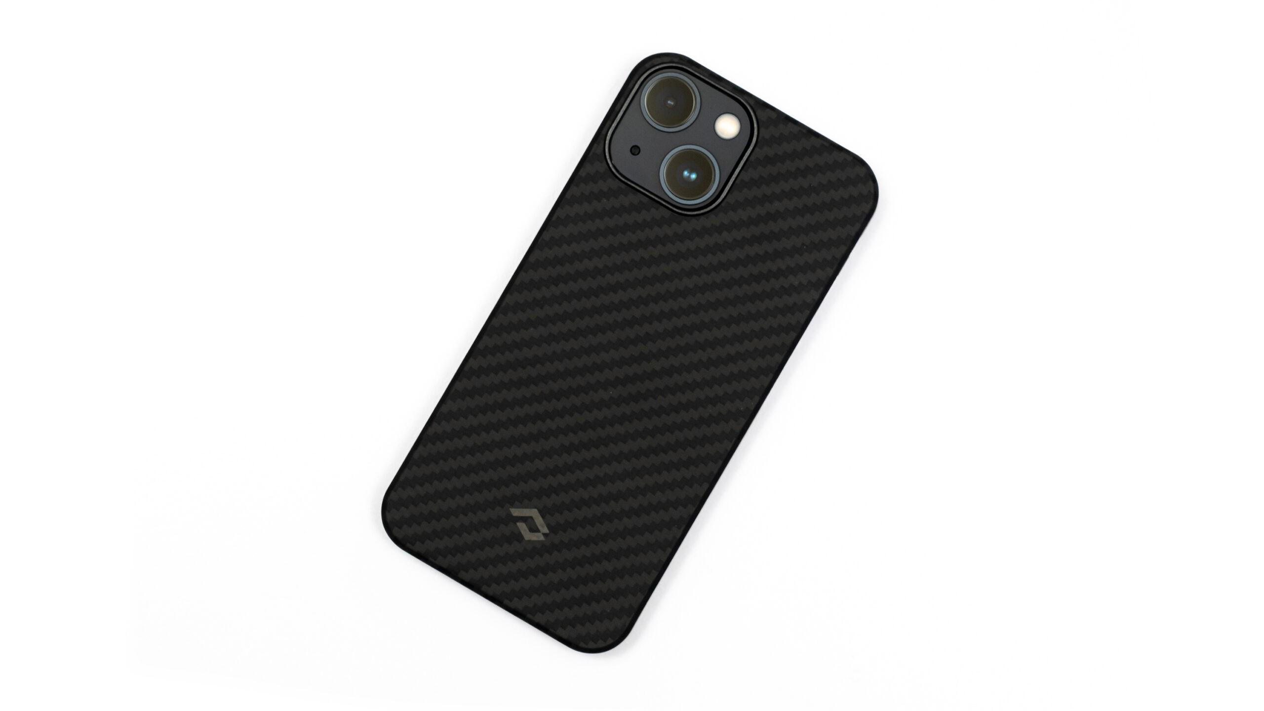 MagSafe対応で超便利!PITAKAのiPhone 13 mini用MagEZ Case 2をレビュー