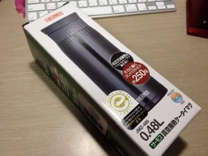 こいつぁあいい!「THERMOS 真空断熱ケータイマグ」を買ってやったぜ!